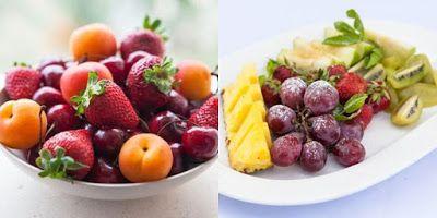 Makanan Diet Sehat Untuk Mengecilkan Perut