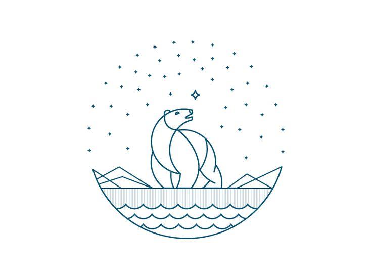 Ice-Bear by Audrey Jost