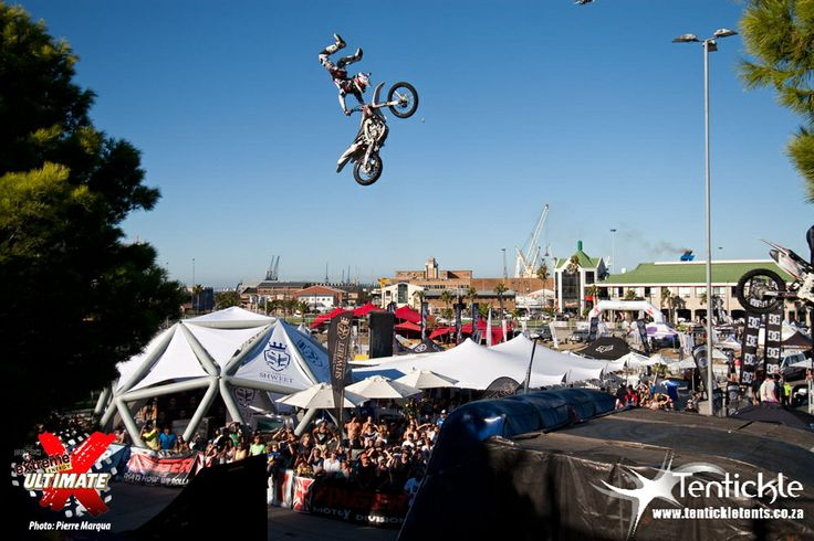 The Ultimate X kicks off tomorrow in Cape Town, head on down if you are around.