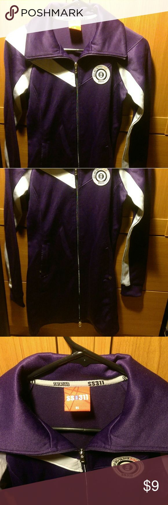 Sixjour Korean sports wear purple tennis 1 pc sz 4 Sixjour is a korean fashion sports apparel brand comparable to lululemon. It's sold in high end department stores like lotte which is the equivalent of saks fifth. 85cm breast circumference, and 155-165cm. Worn about twice. In flawless condition. sixjour Dresses Long Sleeve