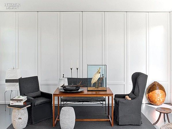 High Style in Pacific Heights: Messana O'Rorke Combines Two San Francisco Cottages | Projects | Interior Design