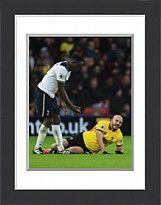 Watford v Tottenham Hotspur - Premier League - WATFORD, ENGLAND - JANUARY 01: Nordin - Photo Prints - 13208457 - Tottenham Hotspur