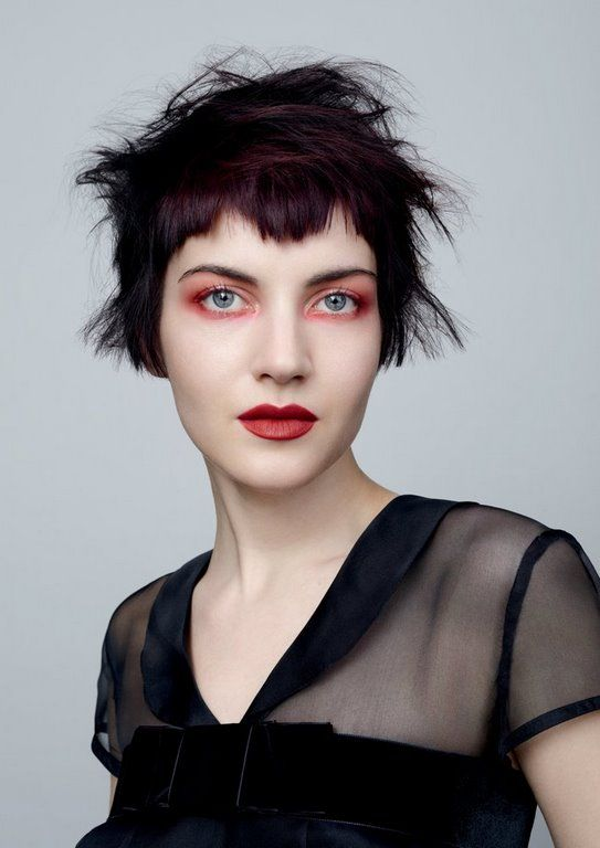 Sassoon Academy 2016 2017 hair collections Poetica