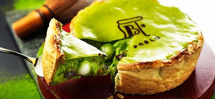 #ItsNowOrNever: Seasonal Pablo Uji Matcha Cheese Tart