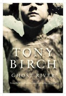 Ghost River, Tony Birch (University of Queensland Press), shortlisted for the Indigenous Writer's Prize (New Award). NSW Premier's Literary Awards, 2016. State Library of New South Wales copy. http://library.sl.nsw.gov.au/record=b4202479~S2