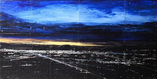 GOLD SKY - Peter McFarlane