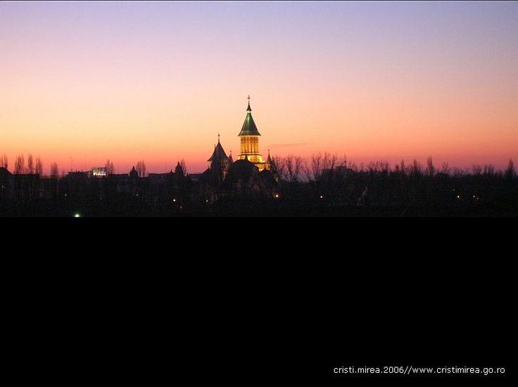 Awsome #morning in #Timisoara
