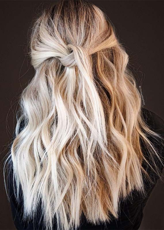 12 Best Beach Blonde Hairstyles Trends for Women 2019