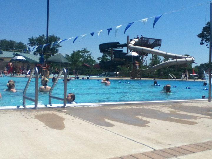 Goodman Community Pool In Madison Wi Community Places Pinterest