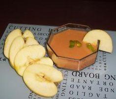 Gazpacho de manzana thermomix