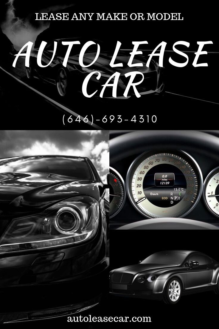 Auto Lease Car 2085 Broadway 298 New York Ny 10023 1 646 693 4310 Car Lease Lease Specials Mini Van