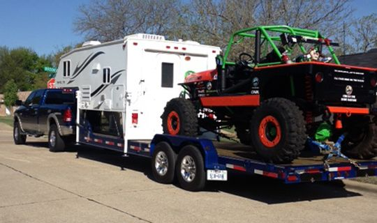 Topic: Truck Camper On A Gooseneck | RV Happy Hour