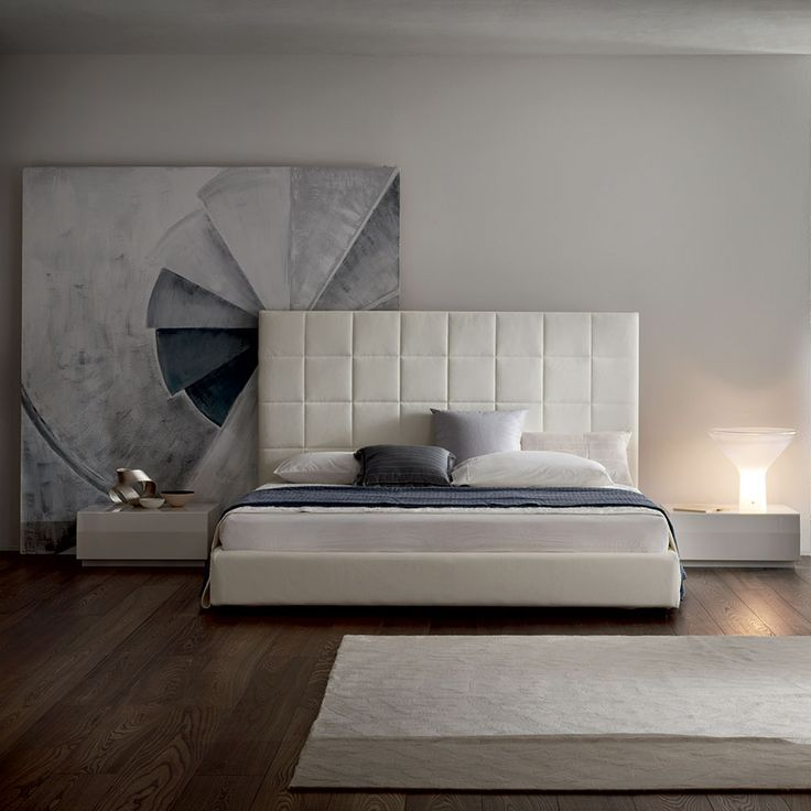 Królewski odpoczynek  #bed #royal #italiandesign #italiantaste #interior #design #geometric #ornament #italy #concept