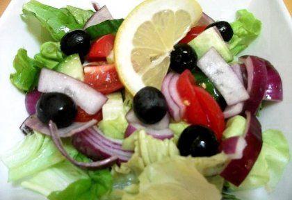 Nyári üditő saláta | NOSALTY – receptek képekkel