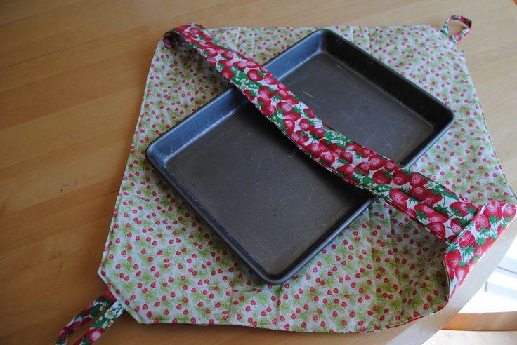 casserole carrier pattern | Casserole Carrier