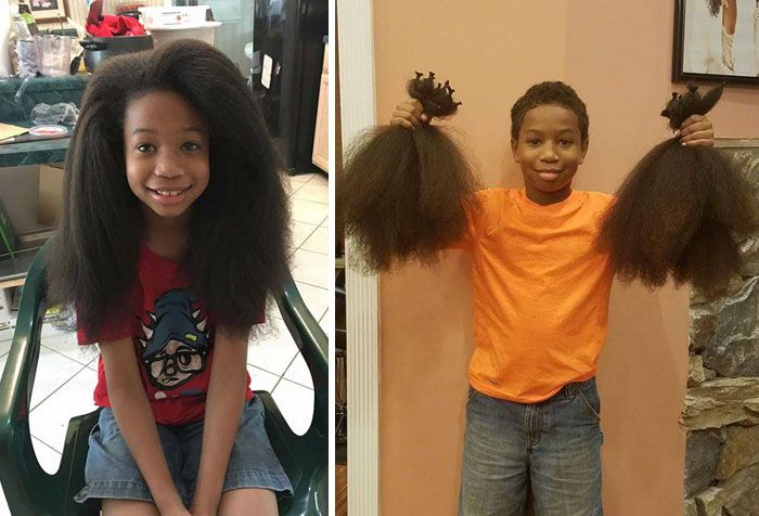 Will smith taglia i capelli al figlio