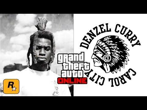 nice Denzel Curry plays GTA vs Nyck Caution, Juice & Remy Banks (GTA Online Live Stream)