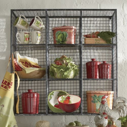 Wire Wall Unit 99 99 Baskets Amp Bins Pinterest Cubby