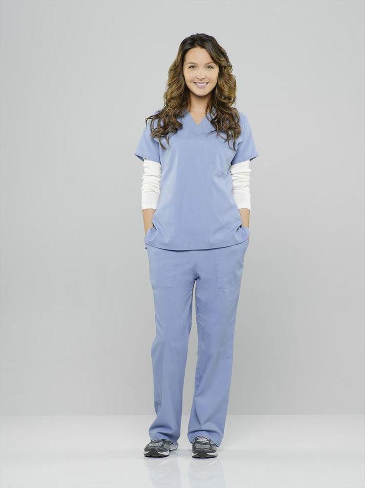 Camilla Luddington as Jo Wilson - Season 10 cast photos