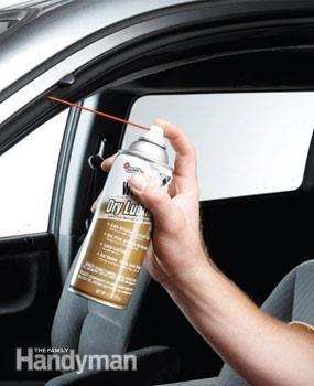 Best Lube For Car Window Tracks