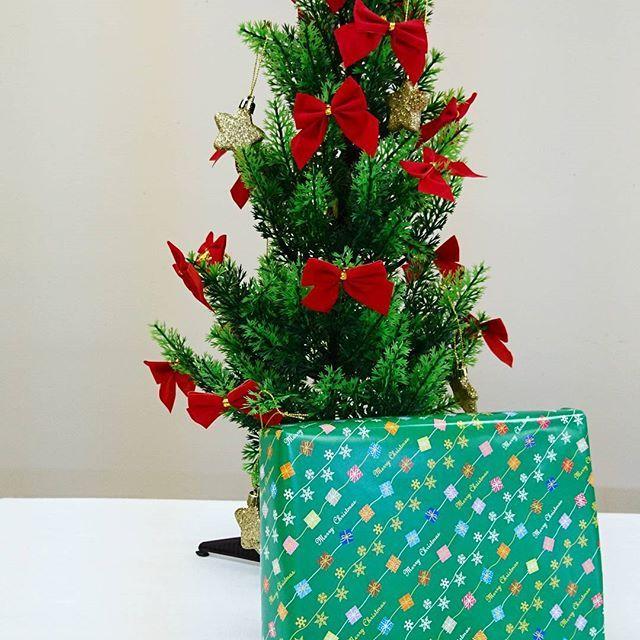 サンタさんからプレゼントいただきました😆 みんな大喜び❗ありがとうございました❗ #東亜和裁 #静岡 #クリスマス