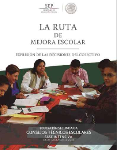 Consejos Técnicos Escolares