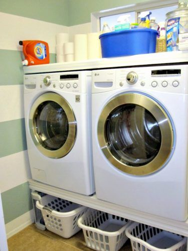 """Make The Most Of Your Laundry room Homesteading  - The Homestead Survival .Com     """"Please Share This Pin"""""""