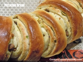 Pistachio Bread | Yeast Breads and Rolls | Pinterest | Pistachios and ...