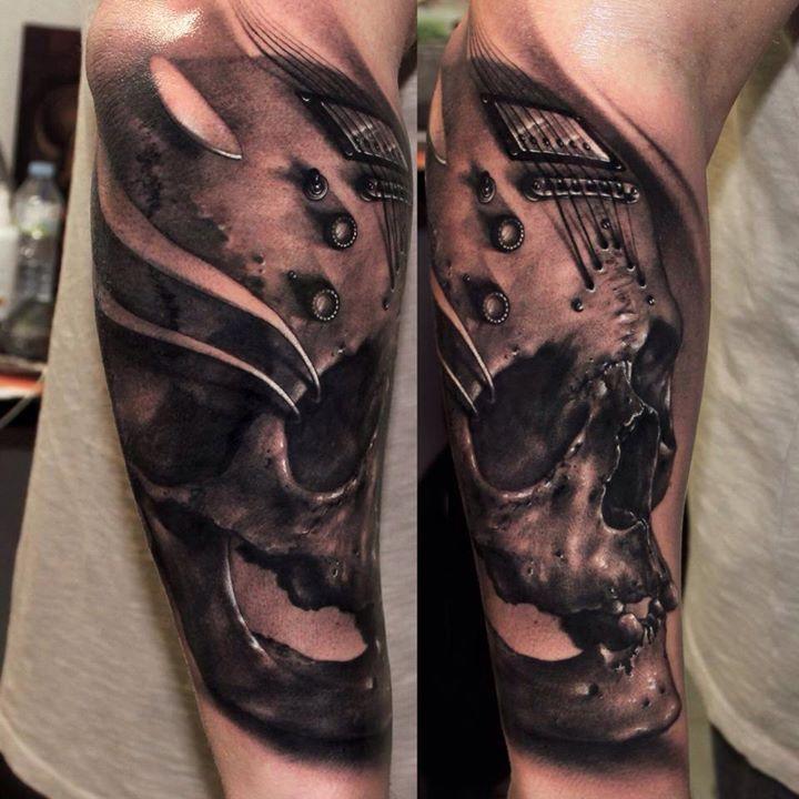 Finn the human adventure time jake dog marceline tattoo for Lich king tattoo