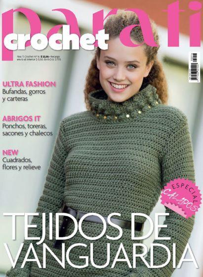 ¡Ya salió Para Ti Crochet