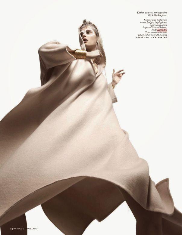 #GiedreDukauskaite by #Ishi for #VogueNetherlands May 2014