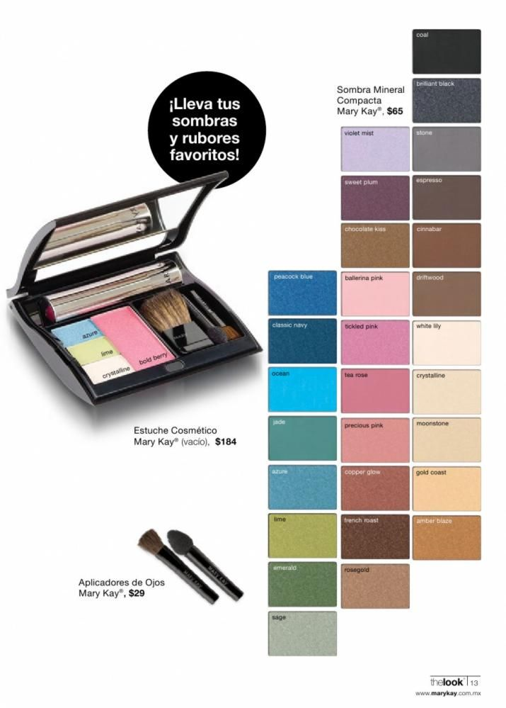 Mary Kay folleto catálogo hasta 30.06 #2337 - Ofertolino.com.mx