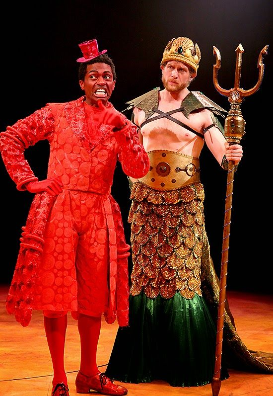 Disney's The Little Mermaid at the North Shore Music Theatre