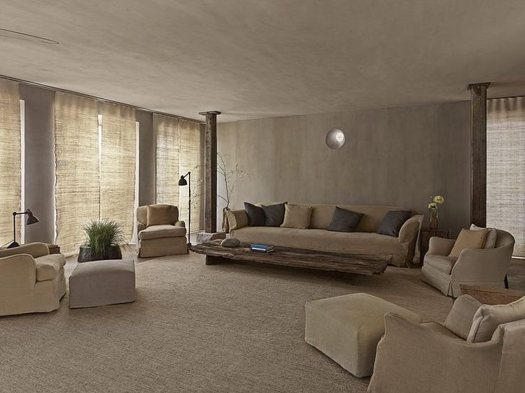 Tribeca+Penthouse+by+Axel+Vervoordt