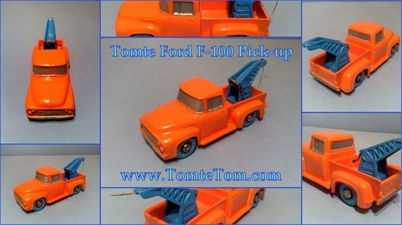 Tomte Ford F-100 Stepside Pick-up