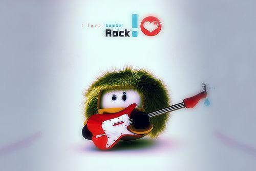 Bomber Rock!!!!!