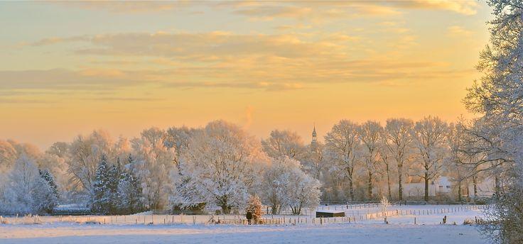 Winter Ootmarsum Kuiperberg