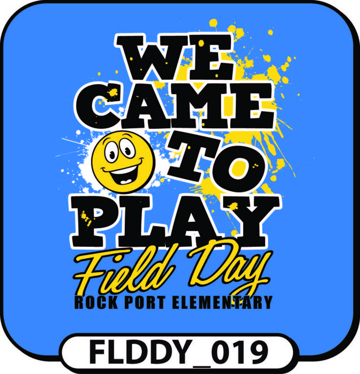 Come To To Get Your Custom Field Day T