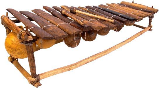 Marimba africain