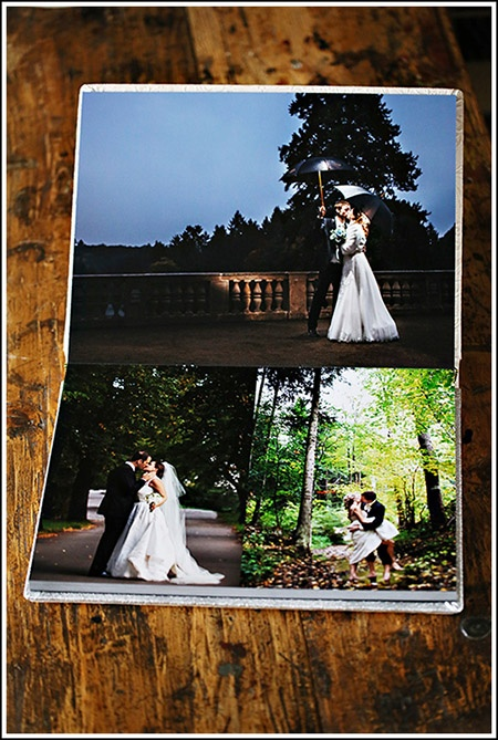 Wedding album by petr pelucha