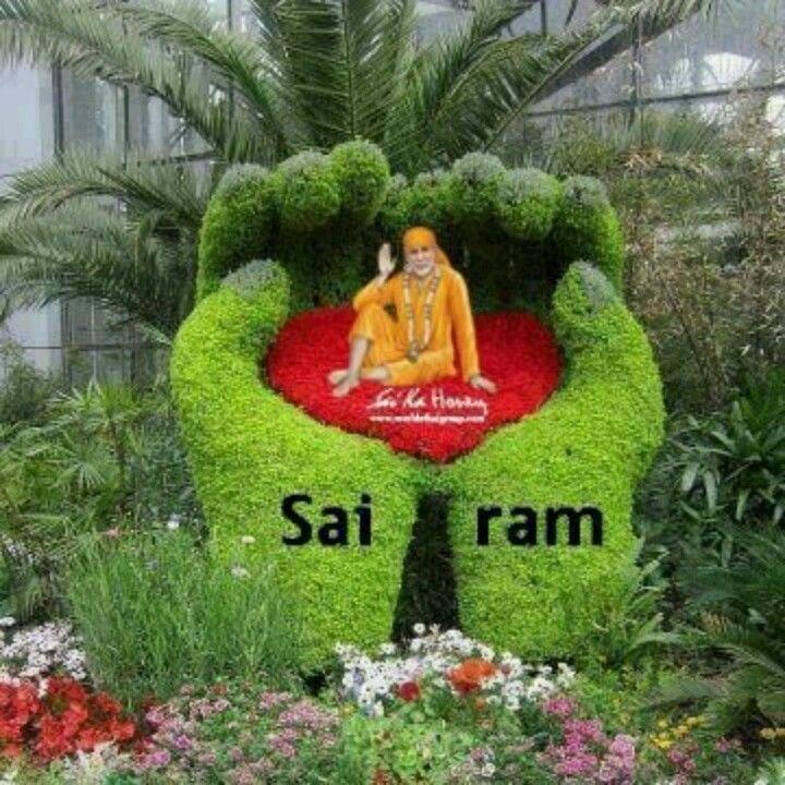 Pin by Arzoo Jamwal on Sai baba Gud morning wishes, Good