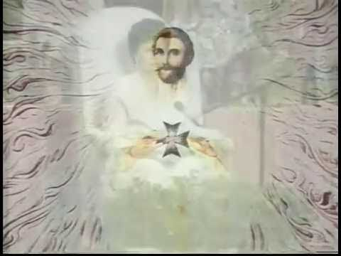 Violet Flame Meditation Song with Saint Germain - YouTube