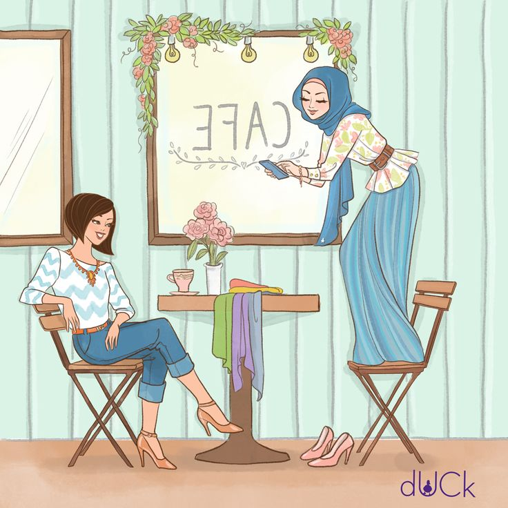dUCKscarves illustration - Soefara