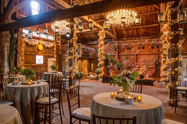 Rustic Barn Weddings Nh Rustic Barn Wedding Reception