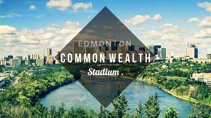 Le Commonwealth Stadium à Edmonton