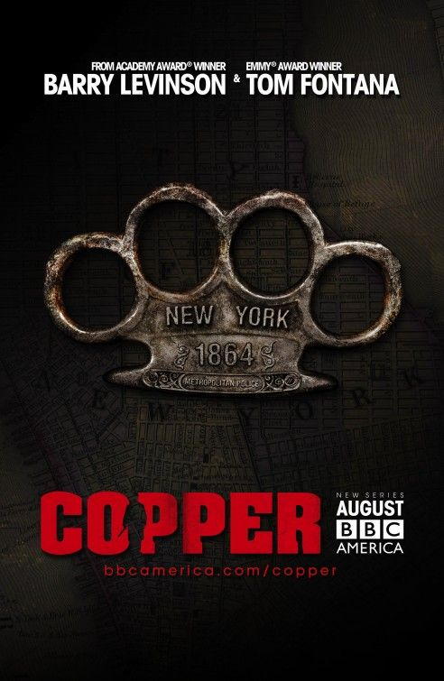 Copper - Barely made it through the first season, have yet to begin the second.