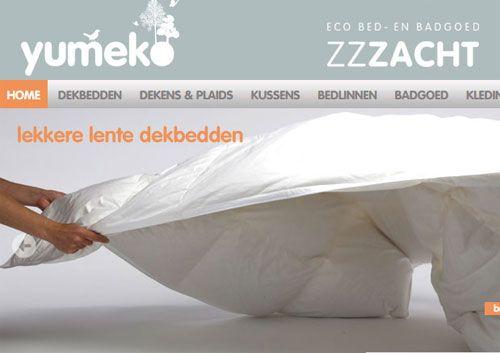eco beddegoed en badgoed