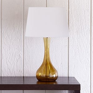 great lamps for the bedroom- matchy matchy