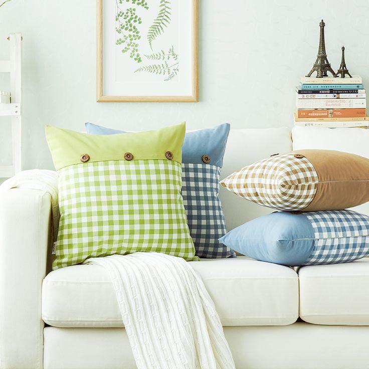 Oltre 25 fantastiche idee su cuscini per sedia su - Federe cuscini divano ...