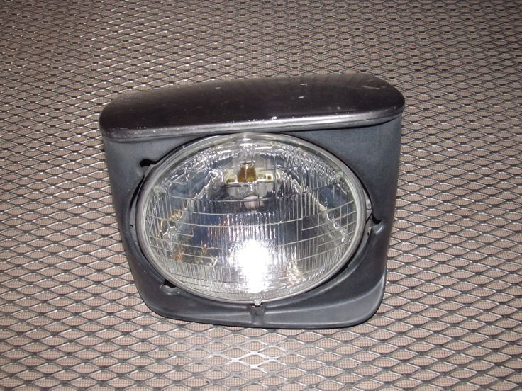81-83 Mazda RX7 OEM Headlight Assembly - Right